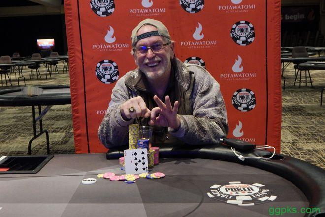 【GG扑克】三枚WSOP-C金戒指牌手Cary Marshall去世,享年69岁