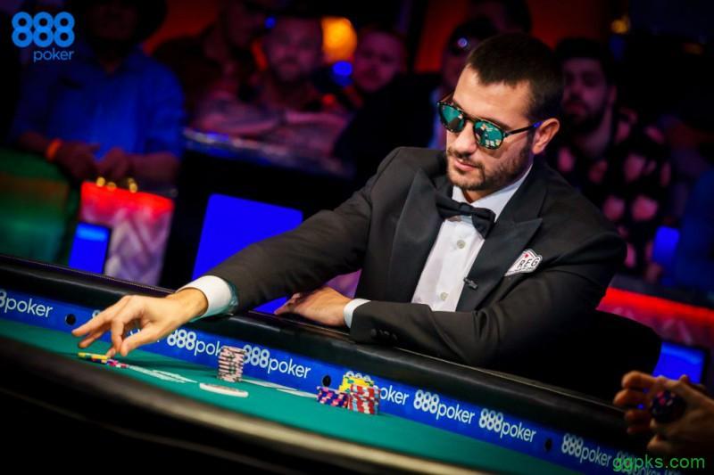 【GG扑克】2019 WSOP主赛亚军Dario Sammartino专访:打牌只是我生活中的一部分