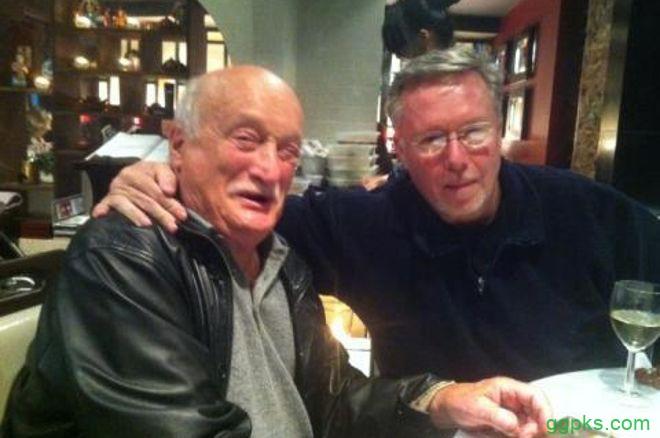 【GG扑克】The Biggest Game in Town作者Al Alvarez逝世,享年90岁