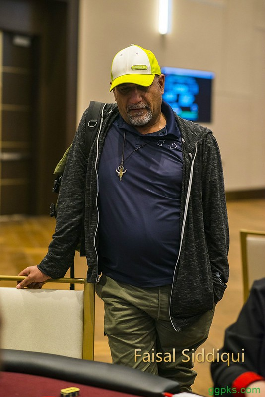 【GG扑克】WPT马里兰州站Day2:Joe McKeehen淘汰钱圈泡沫选手,Brian Altman领跑全场