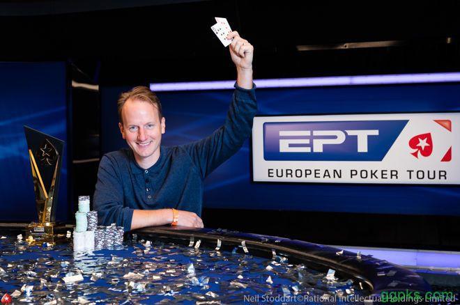 【GG扑克】Simon Brändström拿下WPT UK主赛冠军,奖金0,000