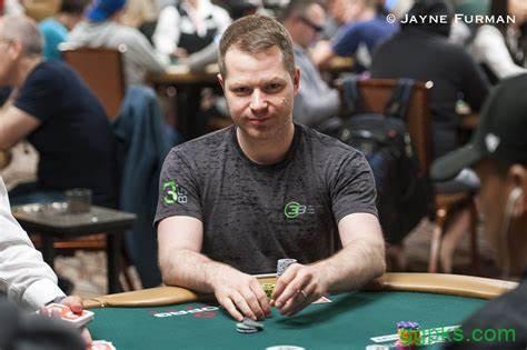 【GG扑克】Jonathan Little谈扑克:一个高注额锦标赛小测试