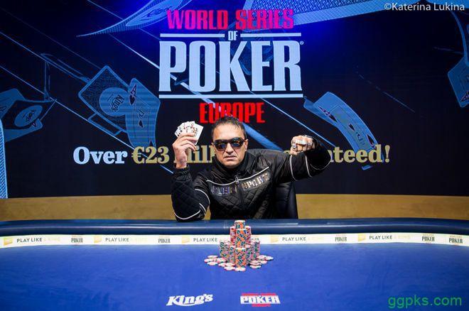 【GG扑克】Besim Hot斩获€25,500混合赛事冠军,Phil Hellmuth错失第16条金手链