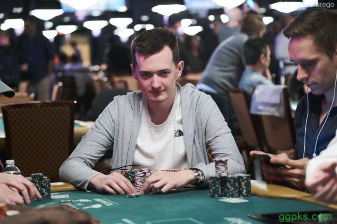 【GG扑克】Nick Marchington:从线上转向线下的WSOP主赛第7名选手