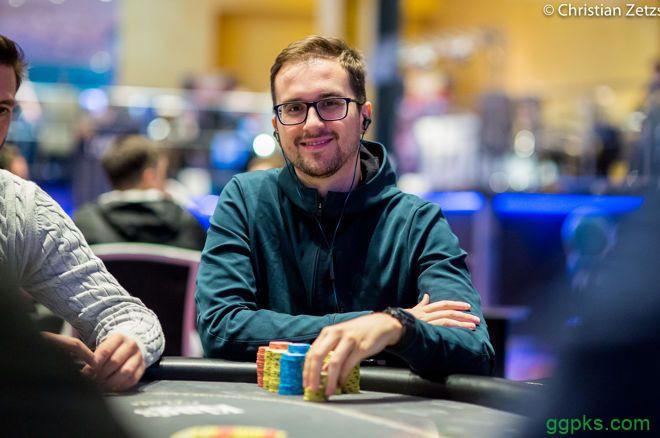 【GG扑克】WSOPE主赛第3轮:42人晋级,Julien Martini暂时领跑