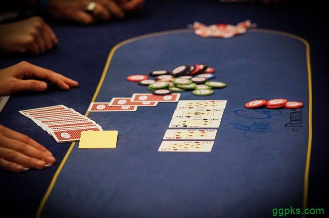 【GG扑克】识别你必定拿着最好牌的场合