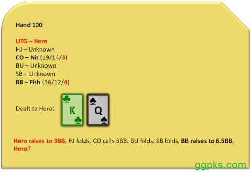 【GG扑克】Grinder手册-71:面对3bet-5