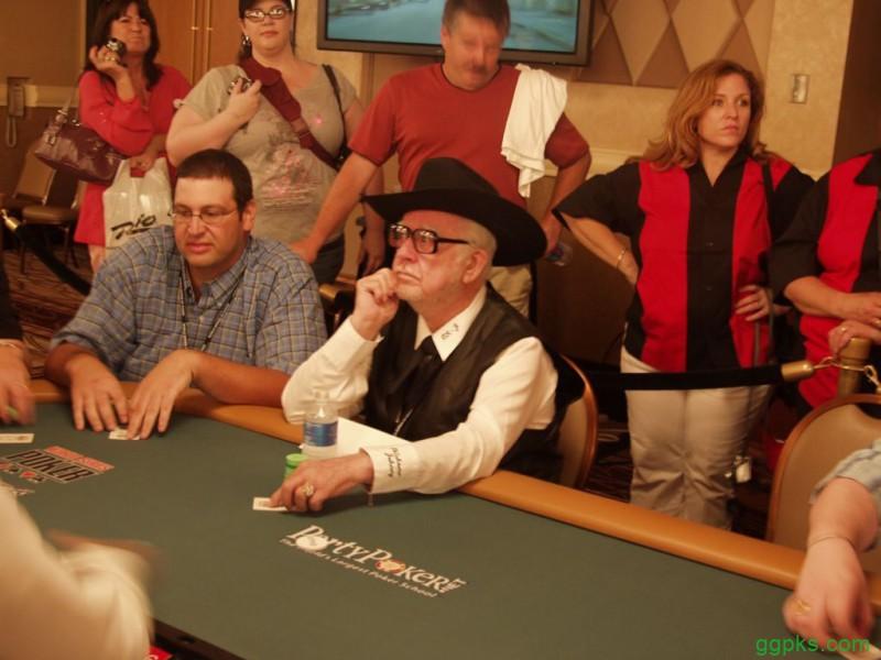 "【GG扑克】扑克前辈赛提倡者""Oklahoma"" Johnny Hale逝世,享年92岁"