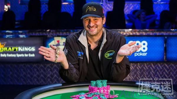 【GG扑克】Phil Hellmuth拍卖培训课程,为慈善组织募集资金