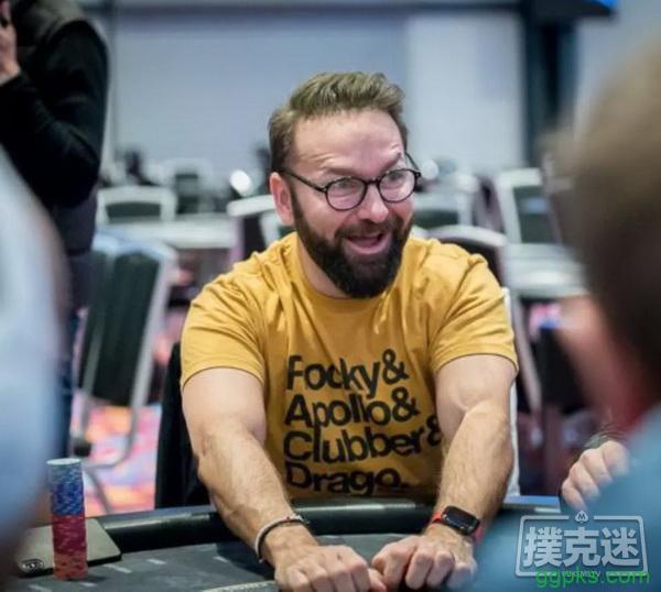 【GG扑克】扑克爱好者的终极考验 你知道丹牛一共拿到过几次百万美金级别的奖金么?