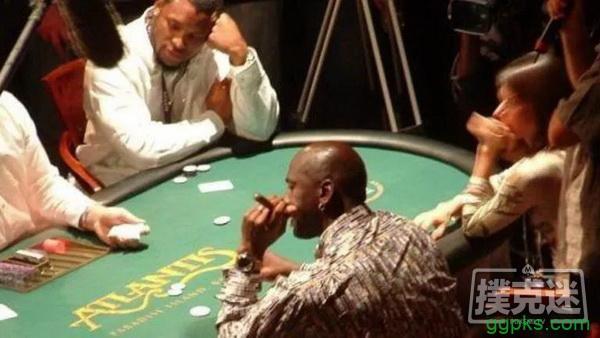 【GG扑克】乔丹的首次退役竟是对其沉迷打牌的惩罚?