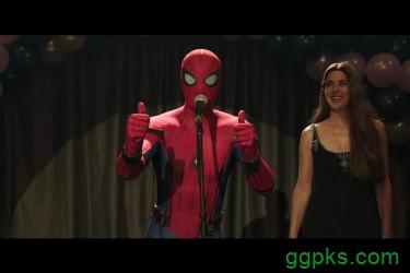 【GG扑克】【影评】《蜘蛛人:离家日》我还不想长大