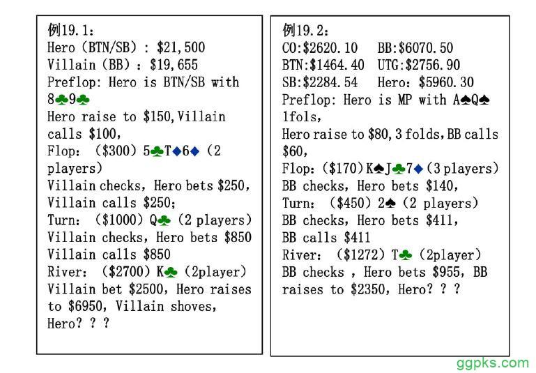【GG扑克】常规桌中级:孤注一掷