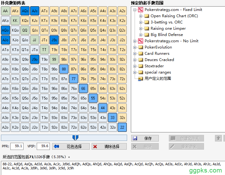 【GG扑克】对手在同花牌面全下,暗三条是否应该弃牌?