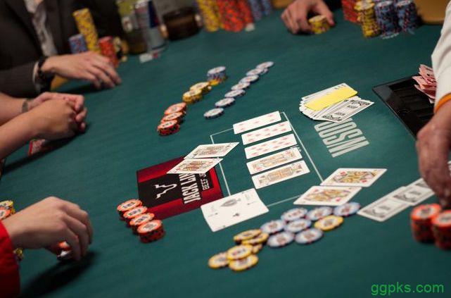 【GG扑克】激进不等于赢,被动也不意味着输!