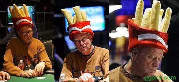 【GG扑克】Tom Dwan穿成这样,你敢认?|扑克趣事