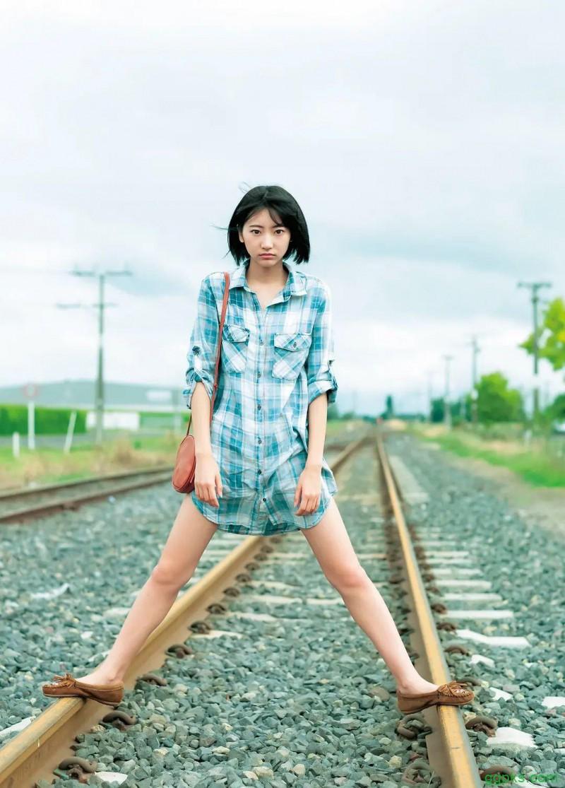 【GG扑克】soe988 日本双马尾协会最受欢迎美少女太燃!泳装写真集一出同款就卖到断货