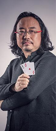 【GG扑克】郭东(Guo Dong)