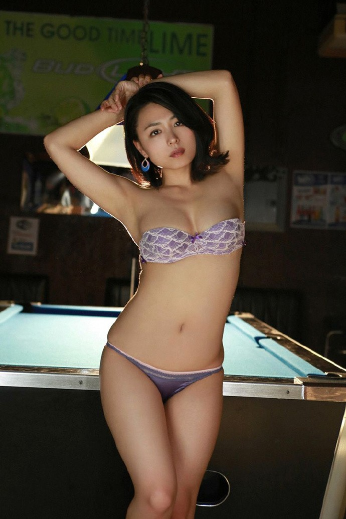 【GG扑克】入行14年川村雪绘踏入30代以成熟清纯感及诱惑G奶散发魅力