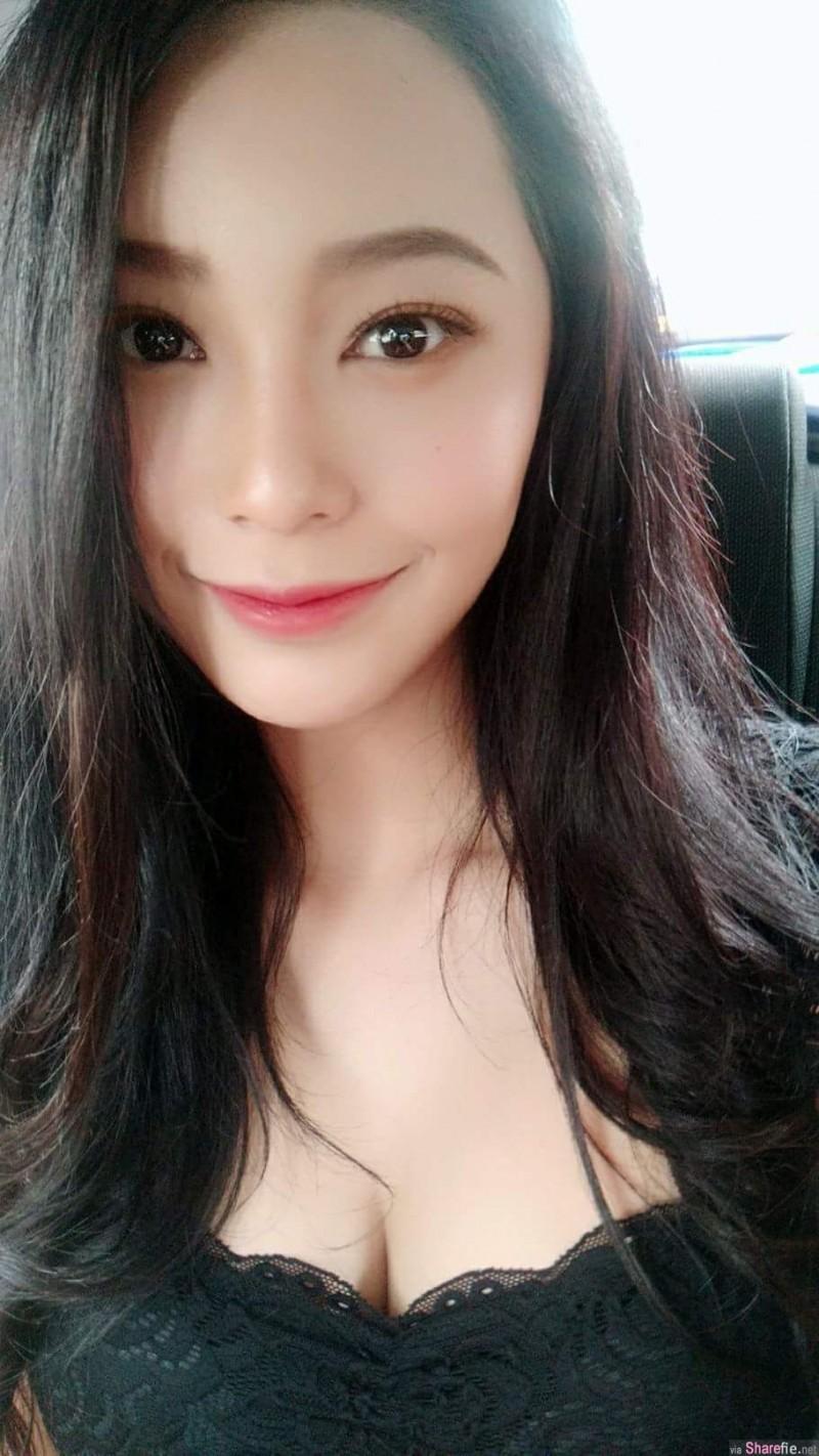 【GG扑克】清新气质正妹韦小宝 迷人甜美笑容性感撩人
