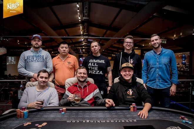 【GG扑克】陈忠斩获WSOP国际巡回赛帝王娱乐场€5,300豪客赛冠军