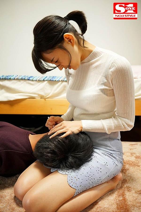 【GG扑克】SSNI-803:想破处男的美乳葵司换上爆乳情趣内衣诱惑做爱!
