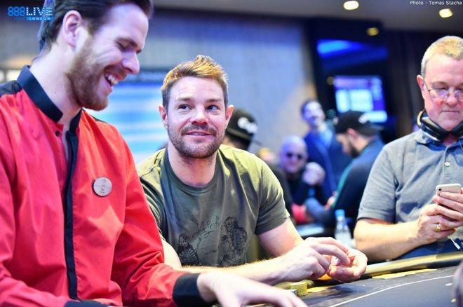 【GG扑克】Tony Miles将参加《美国忍者勇士》正式开启和Shaun Deeb的对赌