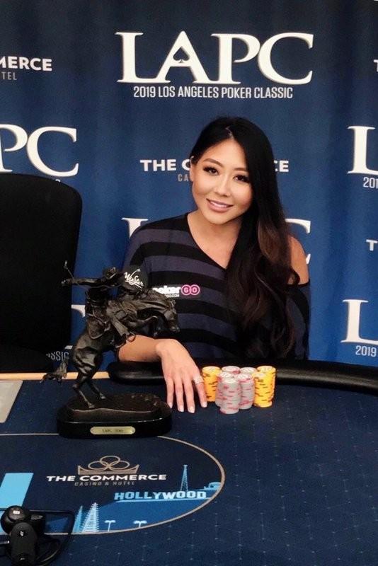 【GG扑克】Maria Ho生日当天击败Kristen Bicknell斩获LAPC豪客赛冠军