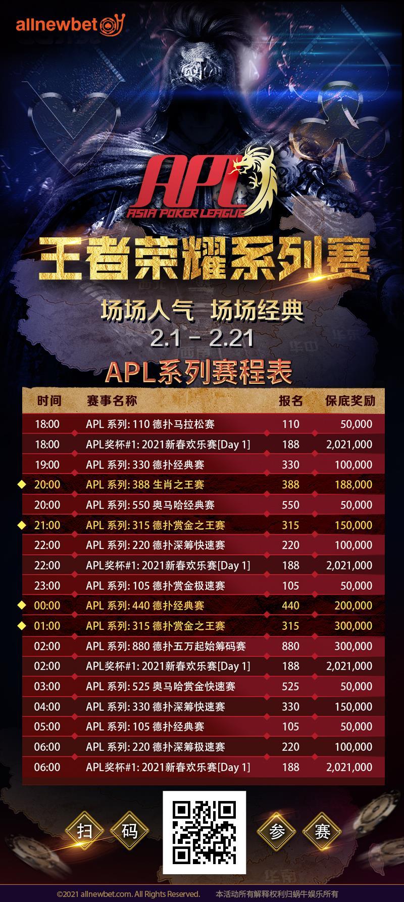 【GG扑克】除了8千万保底~APL最近在红什么? 小编的独创介绍 (警告: 内有海量美女图)