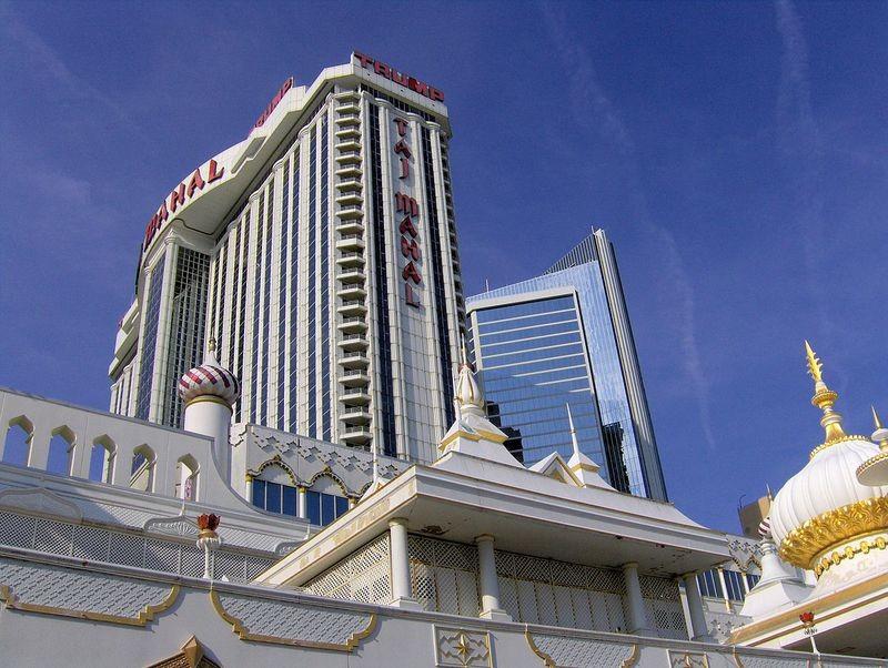 【GG扑克】特朗普创办的赌场现挥泪甩卖