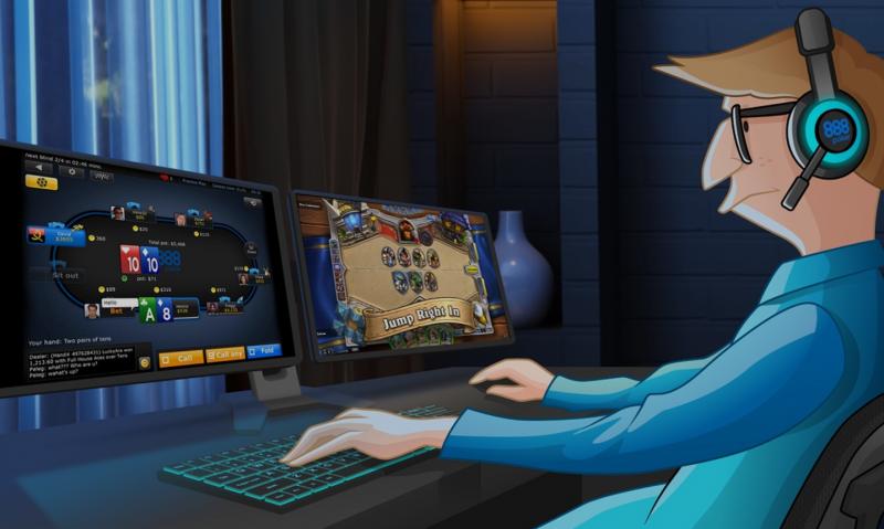 【GG扑克】德扑中最需要强调的东西--位置!