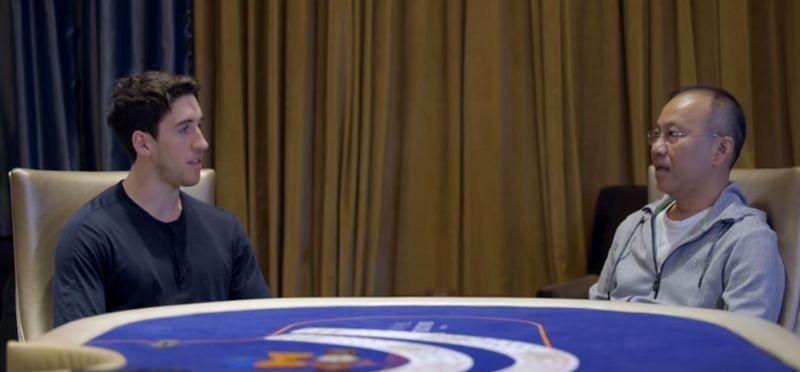【GG扑克】Paul Phua对话Dan Colman:不看好线上扑克的未来
