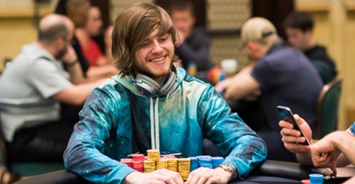 【GG扑克】英国小伙报错比赛却斩获冠军,豪取六万多奖金