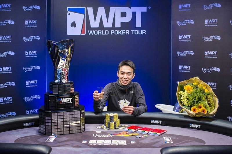 【GG扑克】Daniel Daniyar取得WPT阿姆斯特丹主赛事冠军