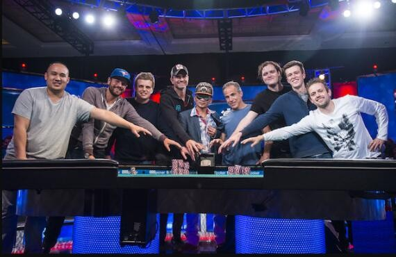 【GG扑克】WSOP修改主赛事赛制,11月9人组成为历史