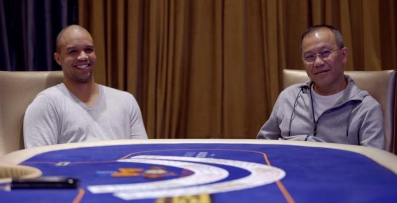 【GG扑克】Phil Ivey与Paul Phua的第二轮对话
