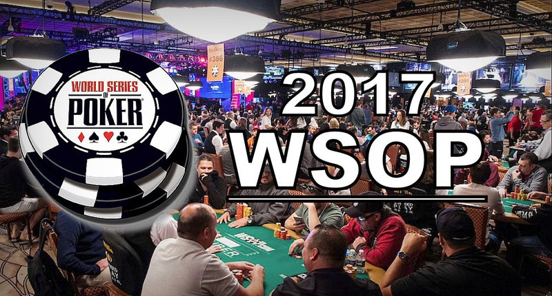 【GG扑克】2017 WSOP赛事完全指南