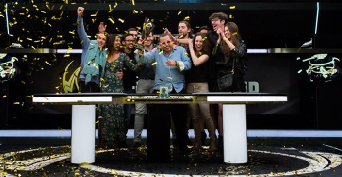 【GG扑克】PSC蒙特卡洛站主赛事:Raffaele Sorrentino夺冠