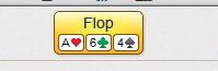 【GG扑克】每日一手牌-20170506——Ahigh干燥面怎么打