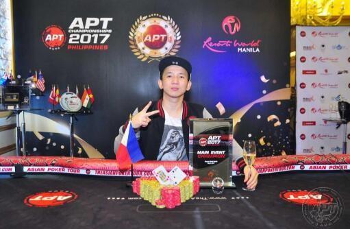 【GG扑克】Mike Takayama获得APT菲律宾站主赛事冠军
