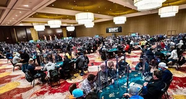 【GG扑克】WPT主赛事最大参赛人数纪录被刷、新英国女职牌Lynne Beaumont控诉Terik Brown诈骗遭恐吓