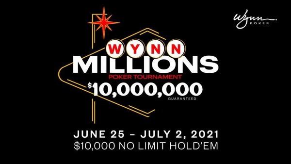 【GG扑克】永利1000万保证金的锦标赛将填补WSOP延后留下的空白