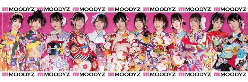 【GG扑克】Moodyz十二金钗总动员!她们为的是⋯