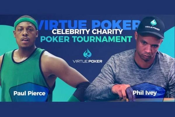 【GG扑克】Phil Ivey将与NBA球星保罗-皮尔斯对决