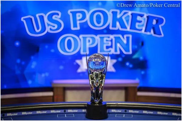 【GG扑克】美国扑克公开赛下周回归,12场决赛桌将被直播