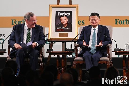 【GG扑克】福布斯中国富豪榜:马云2701.1亿元居首 马化腾第二