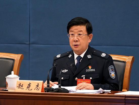 【GG扑克】公安部部长:积极配合做好互联网金融风险整治