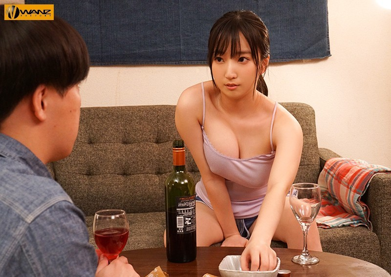 "【GG扑克】WAAA-077 :""月野かすみ(月野香澄)""喝酒错过电车,收留后辈过夜。"