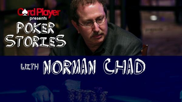【GG扑克】黑客盯上了传奇扑克评论员Norman Chad!