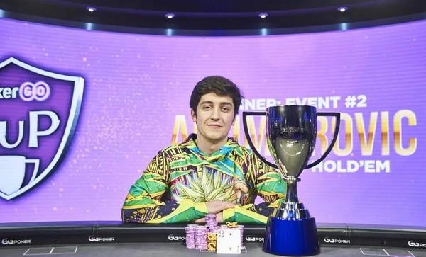 【GG扑克】Ali Imsirovic赢得了2021年的第七个豪客赛冠军头衔